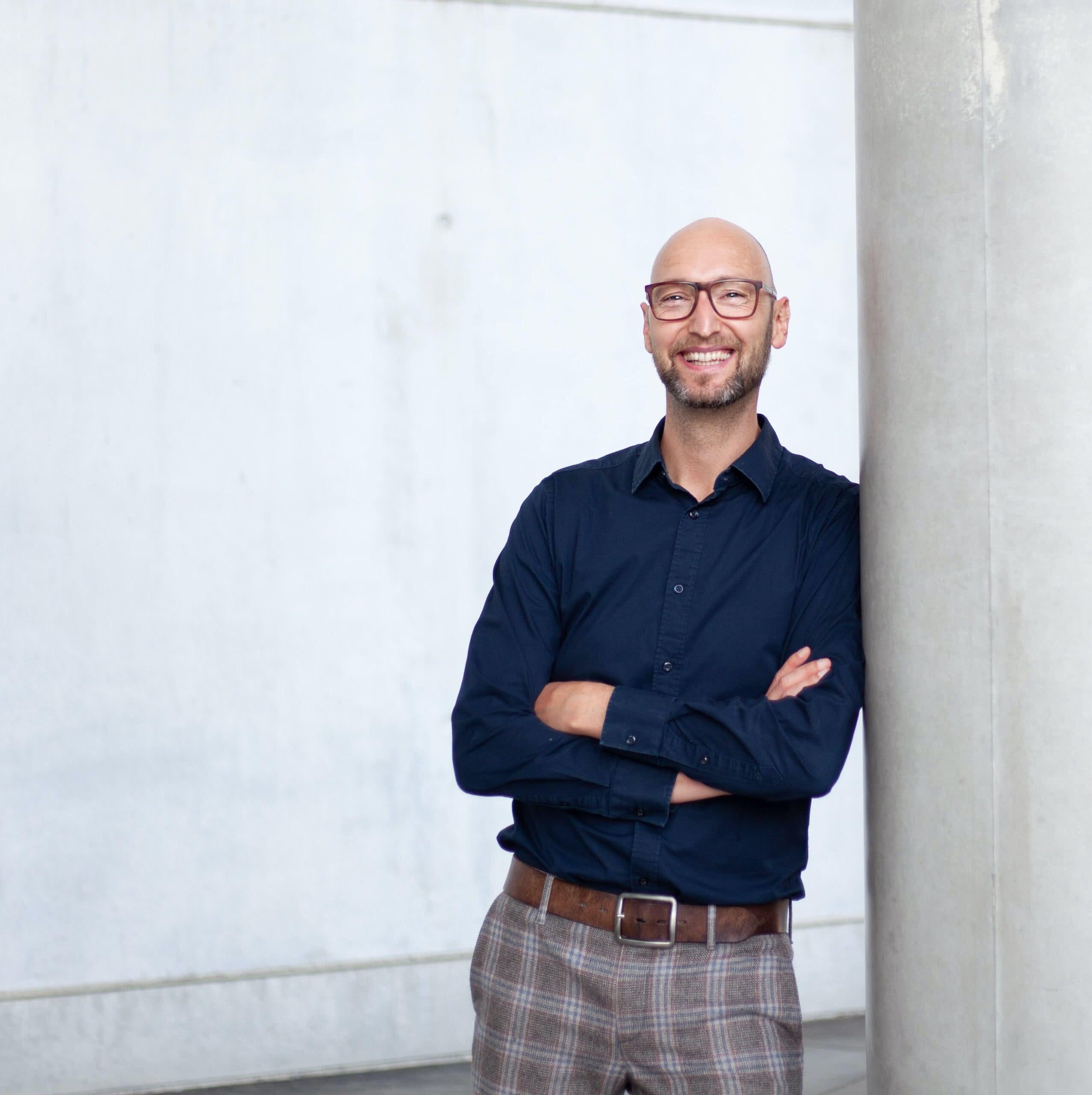 Karl Hacker Geschäftsführer